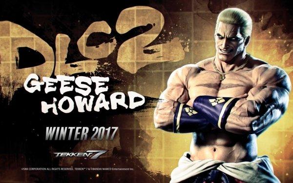 Video Game Tekken 7: Fated Retribution Tekken Geese Howard HD Wallpaper | Background Image