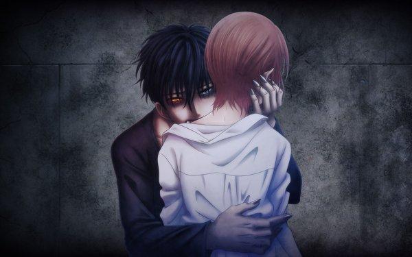 Anime Devils Line Tsukasa Taira Yuuki Anzai Fondo de pantalla HD | Fondo de Escritorio