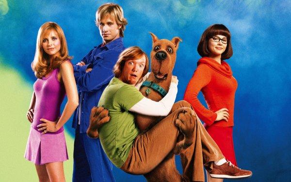 Movie Scooby-Doo 2: Monsters Unleashed Scooby-Doo Shaggy Rogers Velma Dinkley Daphne Blake Fred Jones Freddie Prinze Jr. Sarah Michelle Gellar Matthew Lillard Linda Cardellini HD Wallpaper   Background Image