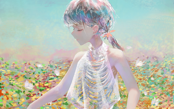 Anime Original Bones HD Wallpaper | Background Image