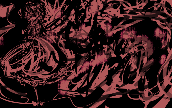 Anime Touhou Remilia Scarlet HD Wallpaper   Background Image