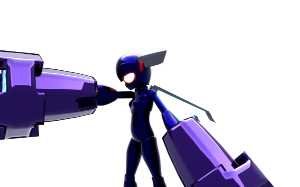 Technology Robot Mecha Canon HD Wallpaper | Background Image