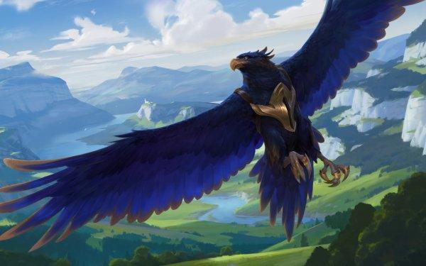 Video Game Legends of Runeterra Valor HD Wallpaper   Background Image