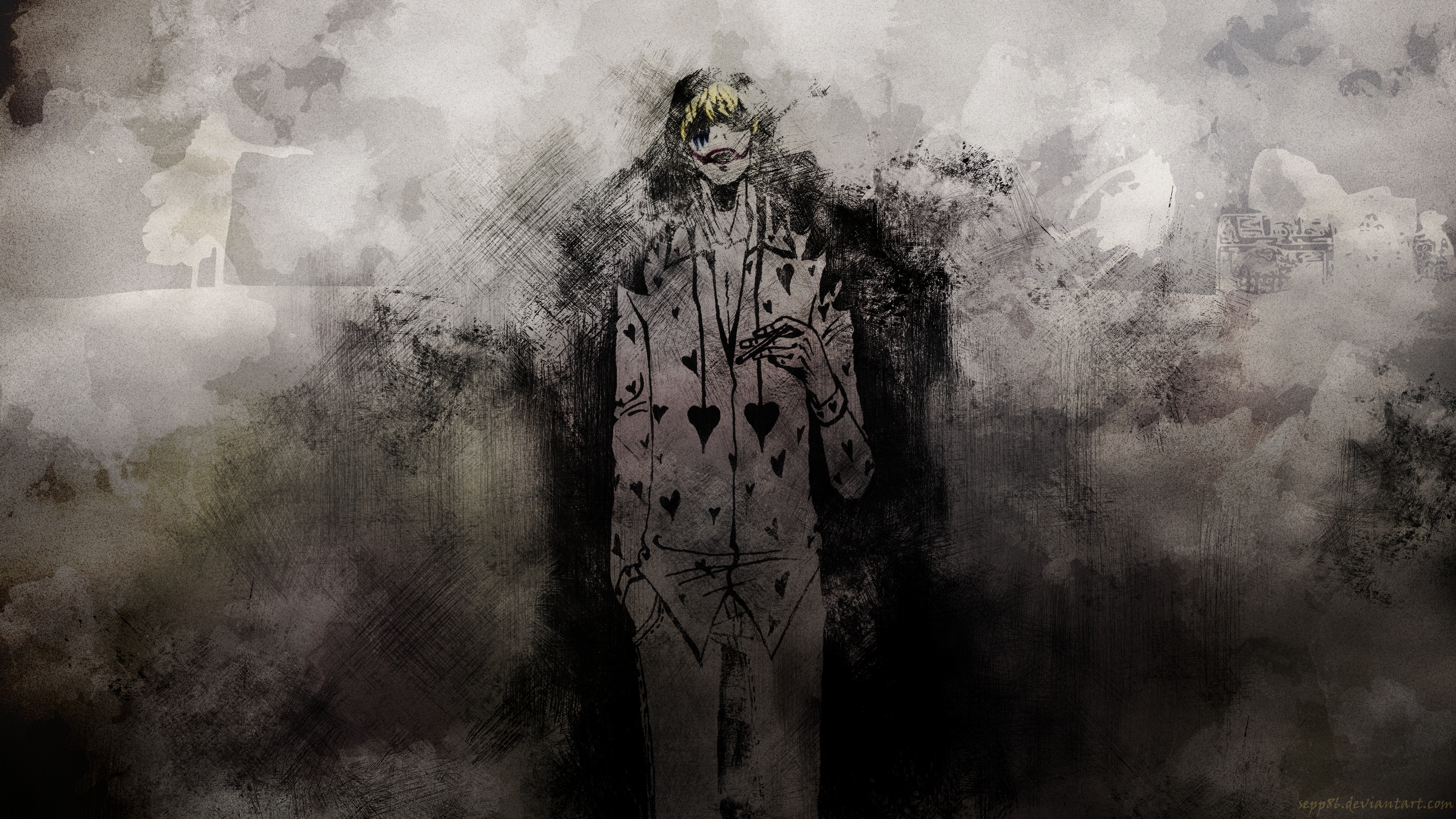 One Piece Corazon 4k Ultra Hd Wallpaper Background Image 3840x2160 Id 1080269 Wallpaper Abyss
