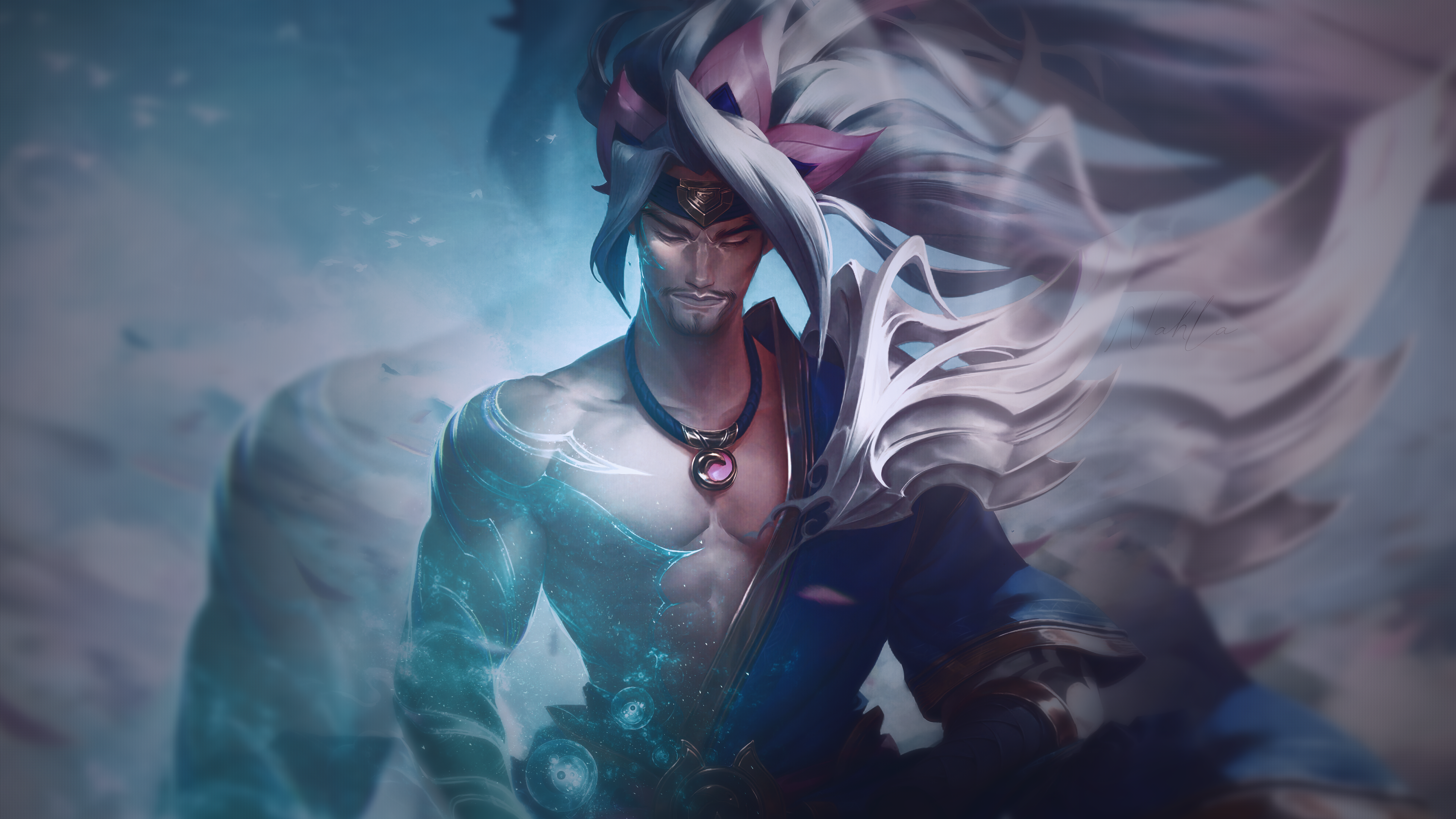 Spirit Blossom Yasuo Wallpaper 4k Ultra Hd Wallpaper Background Image 3840x2160 Id 1087029 Wallpaper Abyss