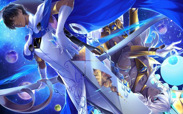Anime Fate/Grand Order Fate Series Archer Berserker HD Wallpaper | Background Image