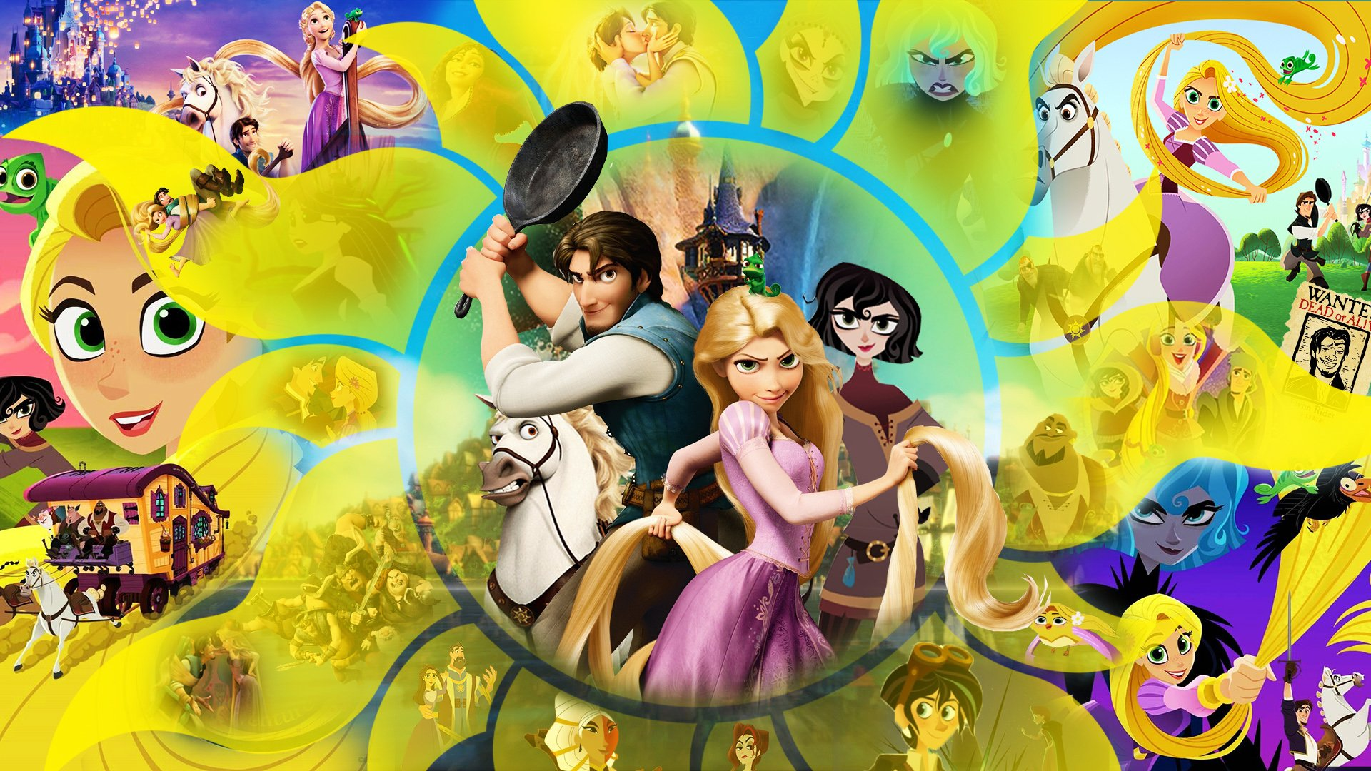 1 Stabbingtons Tangled Hd Wallpapers Background Images Wallpaper Abyss