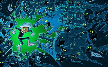 2 Danny Phantom Hd Wallpapers Background Images Wallpaper Abyss