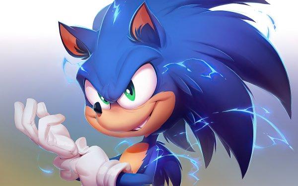 Películas Sonic the Hedgehog Sonic Green Eyes Fondo de pantalla HD | Fondo de Escritorio