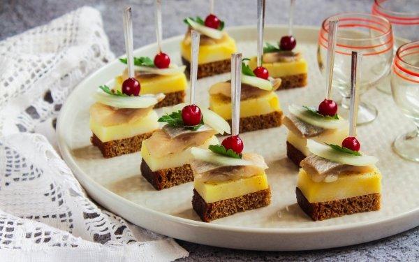 Food Sandwich Snack HD Wallpaper | Background Image