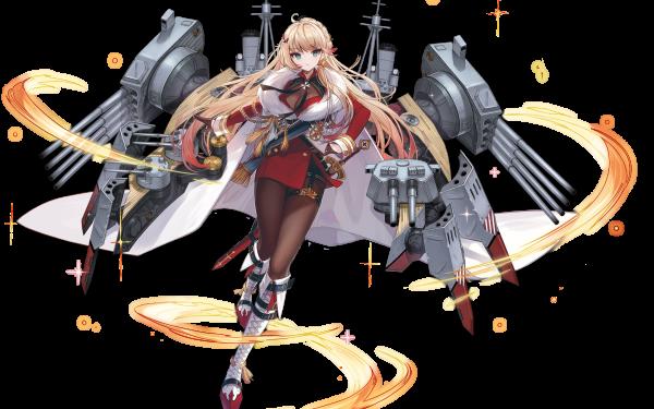 Anime Azur Lane Howe HD Wallpaper | Background Image