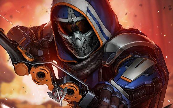 Video Game Marvel: Future Fight Taskmaster Marvel Comics HD Wallpaper | Background Image