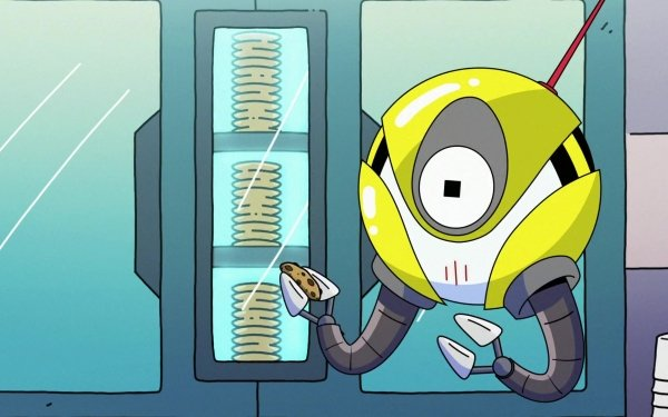TV Show Final Space KVN Cookie Robot HD Wallpaper   Background Image