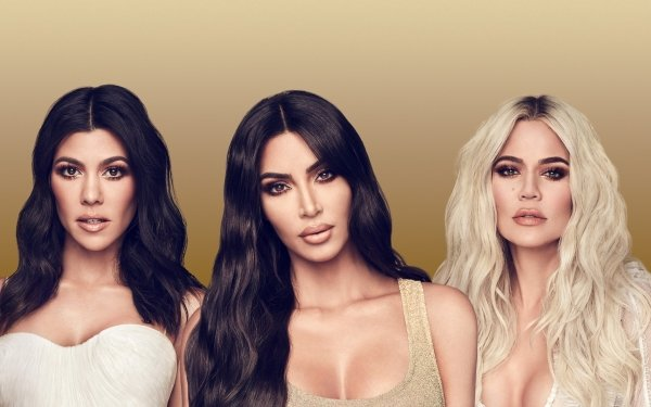 TV Show Keeping Up with the Kardashians Kim Kardashian Khloe Kardashian HD Wallpaper   Background Image