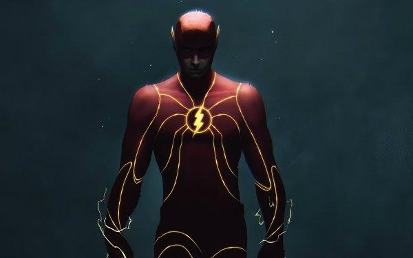 Comics Flash DC Comics HD Wallpaper   Background Image