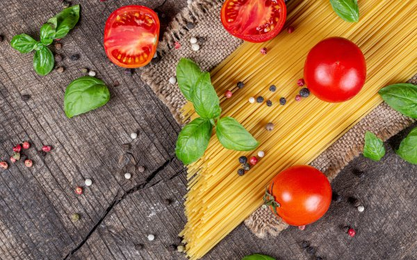 Food Pasta Tomato Still Life Spaghetti HD Wallpaper   Background Image