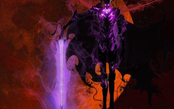 Anime Solo Leveling Igris HD Wallpaper | Background Image