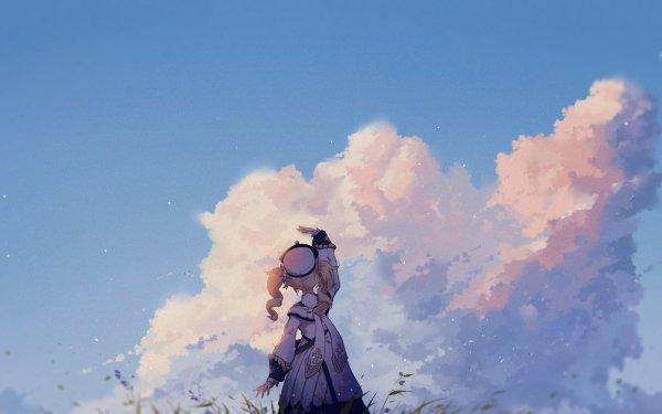 Video Game Genshin Impact Barbara HD Wallpaper   Background Image