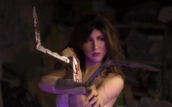 Women Cosplay Cyberpunk 2077 Woman Model HD Wallpaper | Background Image