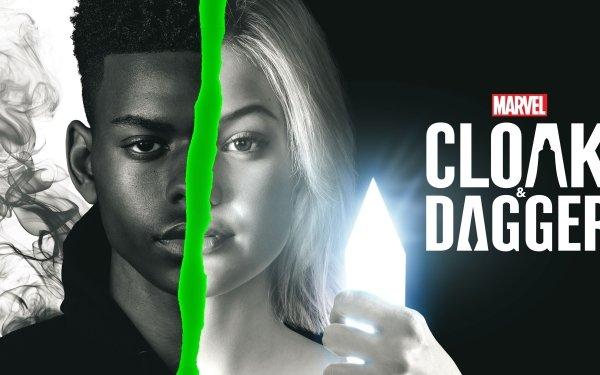 TV Show Cloak & Dagger Cloak Dagger HD Wallpaper | Background Image
