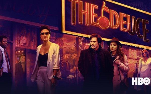 TV Show The Deuce James Franco Maggie Gyllenhaal HD Wallpaper   Background Image