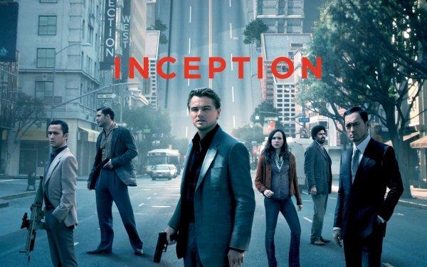Movie Inception Ellen Page Joseph Gordon-levitt Leonardo Dicaprio Tom Hardy HD Wallpaper | Background Image