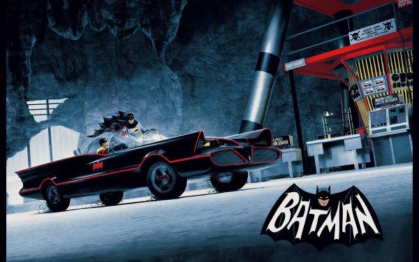 TV Show Batman HD Wallpaper   Background Image