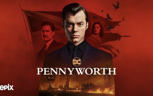 TV Show Pennyworth Alfred Pennyworth Thomas Wayne Martha Wayne HD Wallpaper | Background Image