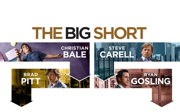 Movie The Big Short HD Wallpaper   Background Image