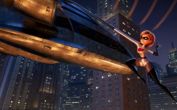 Movie Incredibles 2 Helen Parr Elastigirl HD Wallpaper | Background Image