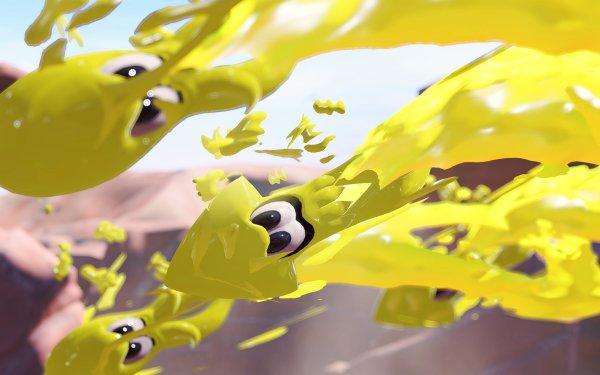 Video Game Splatoon 3 HD Wallpaper   Background Image