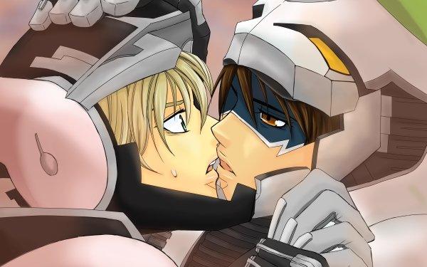 Anime Tiger & Bunny Kotetsu T. Kaburagi Barnaby Brooks Jr. HD Wallpaper | Background Image