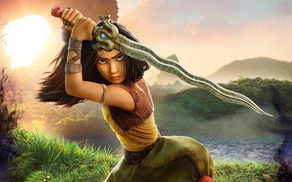 Movie Raya and the Last Dragon Raya HD Wallpaper | Background Image