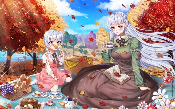 Anime Azur Lane Belfast Little Bel HD Wallpaper | Background Image