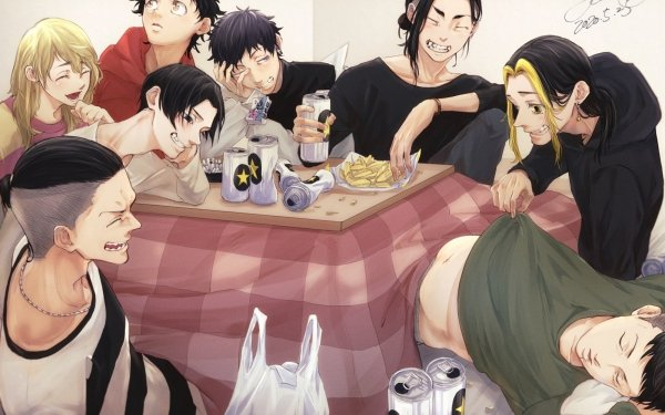 Anime Tokyo Revengers Kazutora Hanemiya Takemichi Hanagaki Ken Ryuguji Mikey Manjiro Sano Emma Sano Takashi Mitsuya HD Wallpaper | Background Image