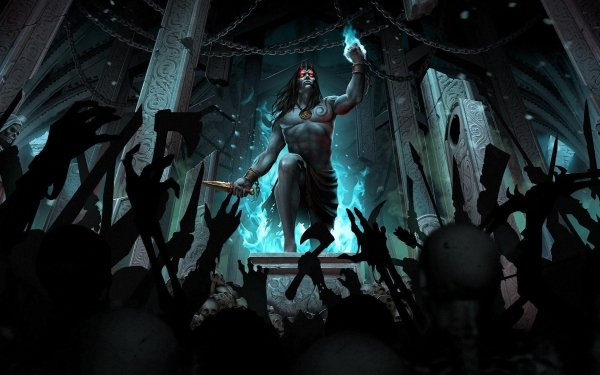 Video Game Iratus: Lord of the Dead HD Wallpaper | Background Image