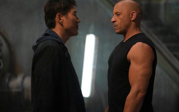 Películas Rápidos y Furiosos 9 Rápidos y Furiosos Dominic Toretto Vin Diesel Han Sung Kang Fondo de pantalla HD | Fondo de Escritorio