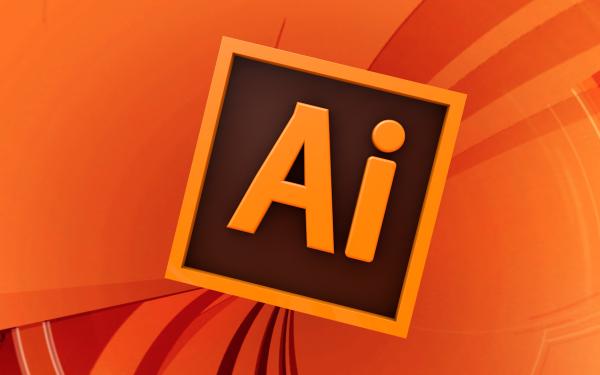 Technology Adobe Illustrator Logo 3D CGI Illustration HD Wallpaper | Background Image