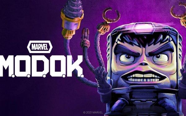 Series de Televisión Marvel's M.O.D.O.K. Modok Fondo de pantalla HD | Fondo de Escritorio