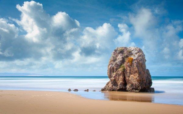 Earth Beach Pismo Beach California Pacific HD Wallpaper | Background Image