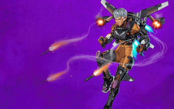 Video Game Apex Legends Valkyrie HD Wallpaper   Background Image