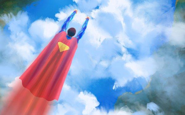 Comics Superman DC Comics HD Wallpaper   Background Image