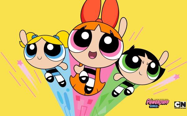 TV Show The Powerpuff Girls (2016) Blossom Bubbles Buttercup HD Wallpaper   Background Image