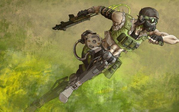 Video Game Apex Legends Octane HD Wallpaper | Background Image