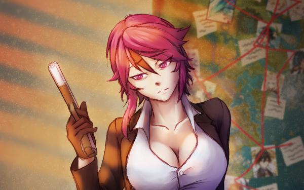 Video Game Genshin Impact Rosaria HD Wallpaper | Background Image