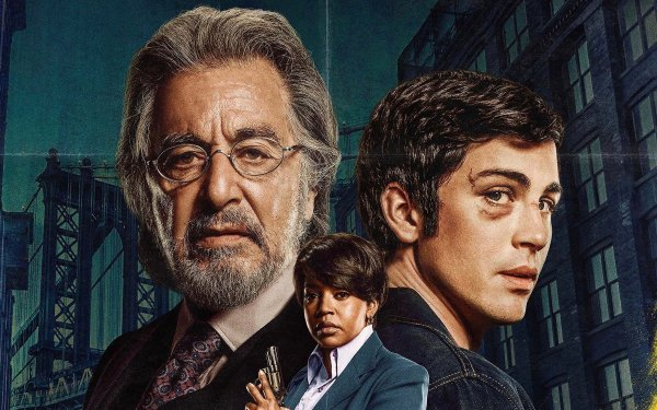 TV Show Hunters Al Pacino Logan Lerman Jerrika Hinton HD Wallpaper | Background Image