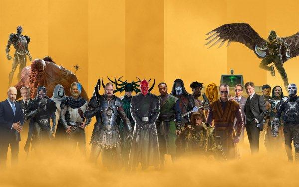 Film Marvel Studios Fond d'écran HD | Image
