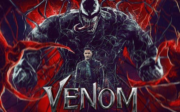 Películas Venom: Let There Be Carnage Marvel Comics Veneno Tom Hardy Eddie Brock Fondo de pantalla HD | Fondo de Escritorio