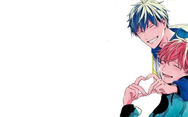 Anime Given Mafuyu Sato Ritsuka Uenoyama Yaoi HD Wallpaper | Background Image