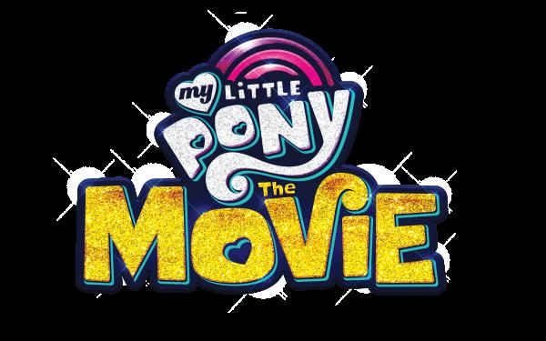 Movie My Little Pony: The Movie My Little Pony Logo HD Wallpaper | Background Image